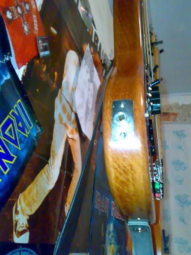 Jazz Bass (LH) feito Pelo Luthier Cavalheiro 20112010318