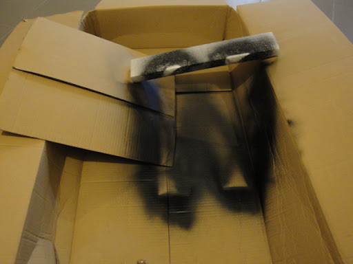 Estante Expedit Ikea, para arrumação de discos de vinil Estante3