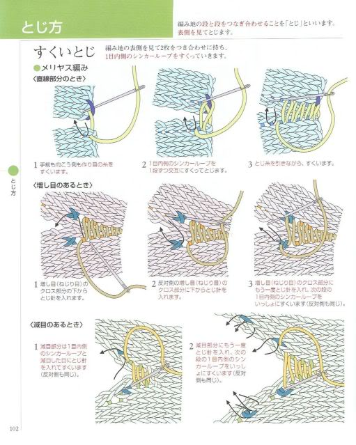 Giáo trình Đan - Knitting (4) 100