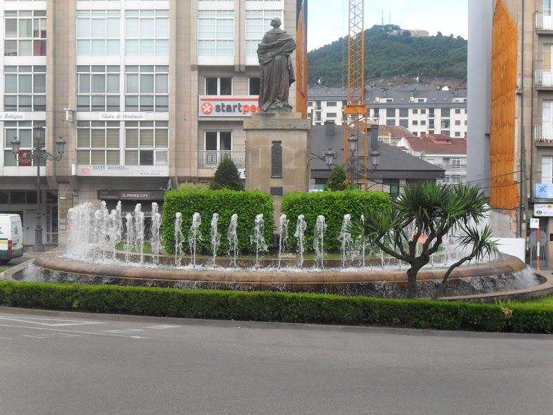 Subida NASCENTE RIO MINHO  Ferias2009 SDC11110