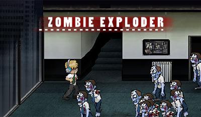 Juegos rarunos... Zombieexploder