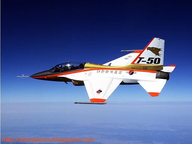 طائرة تدريب كورية أسرع من الصوت  Air_t-50_side_left_lg