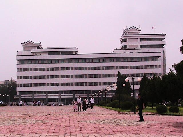Fotos de las Crónicas de Un Viaje a Corea Centro%20Comercial%20n1