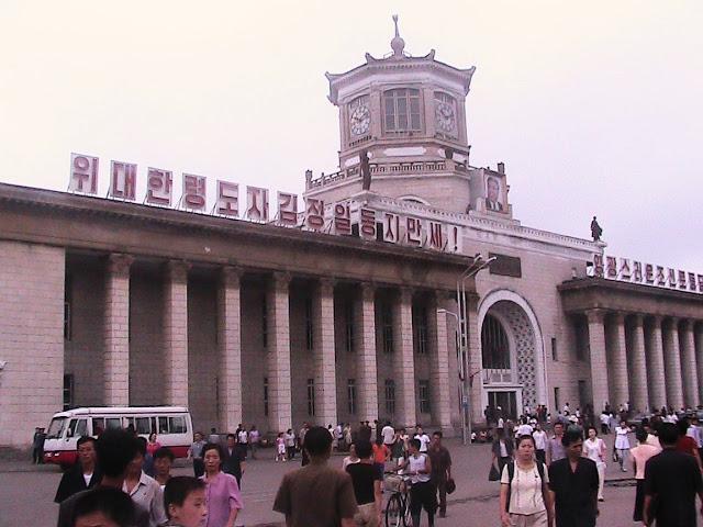 Fotos de las Crónicas de Un Viaje a Corea Estaci%C3%B3n%20Ferrocarril