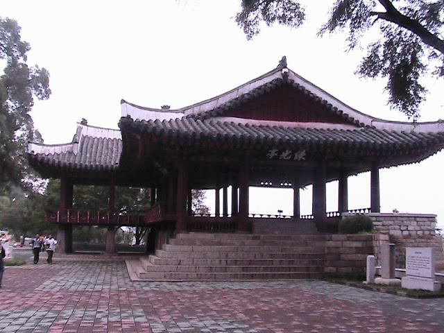 Fotos de las Crónicas de Un Viaje a Corea Paseo%20Rio%20Taedong