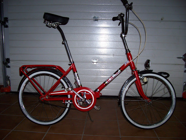 Restaucación de bicicleta BH plegable 20´ 100_2920