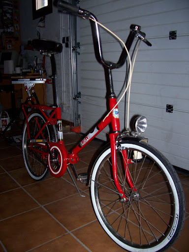 Restaucación de bicicleta BH plegable 20´ 100_2921