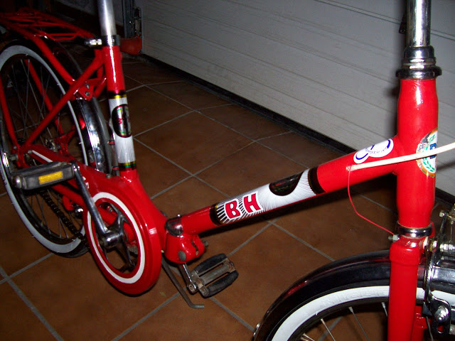 Restaucación de bicicleta BH plegable 20´ 100_2922