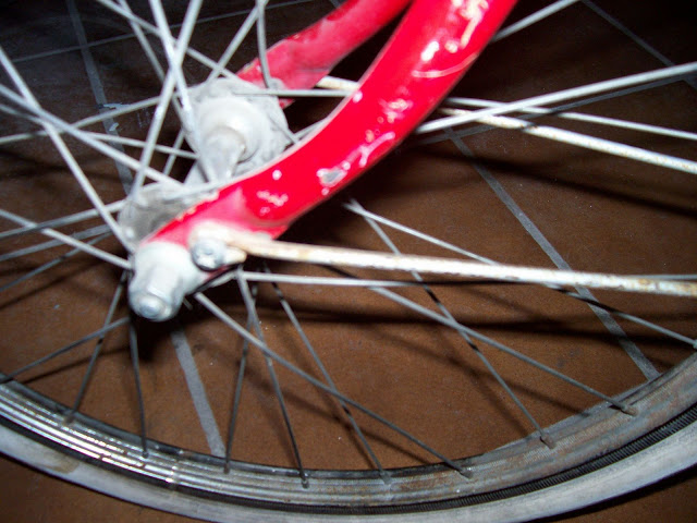 Restaucación de bicicleta BH plegable 20´ 100_2802