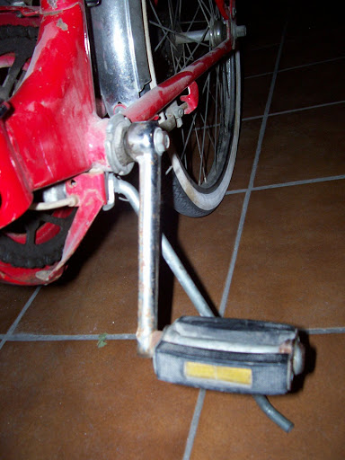 Restaucación de bicicleta BH plegable 20´ 100_2803
