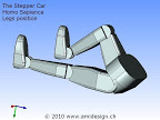 """""""The Stepper Car"""" by amidesign Legs-Position"""