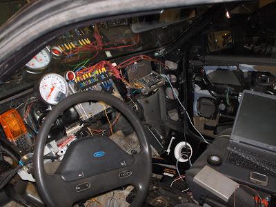 mtomt - Ford Scorpio V6 Turbo (Strip bygge) HPIM1514