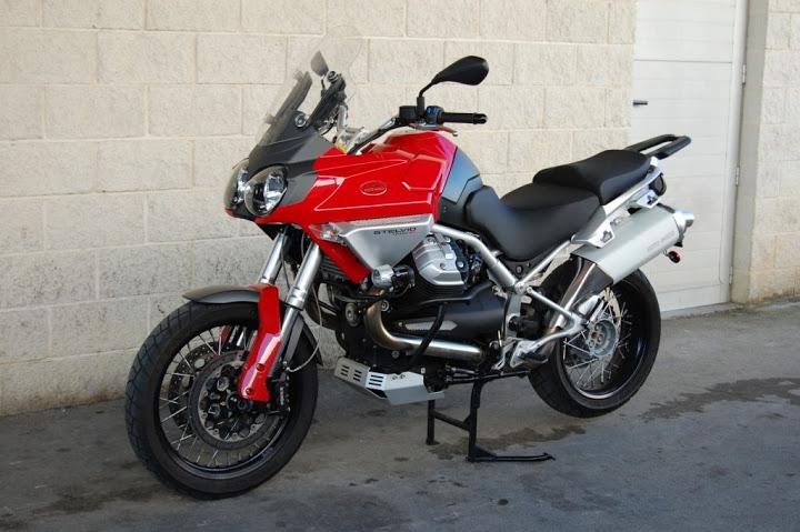 Teste introdutório a Moto Guzzi STELVIO Nov08%20783