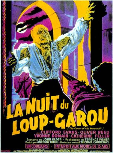 La nuit du Loup Garou (The curse of the Werewolf) LA-NUIT-DU-LOUP-GAROU