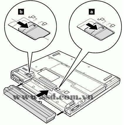 Hướng dẫn tháo lắp LAPTOP IBM™ ThinkPad T IBM3