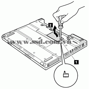 Hướng dẫn tháo lắp LAPTOP IBM™ ThinkPad T IBM9