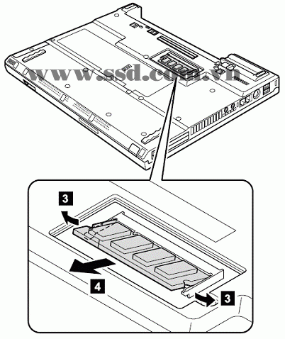 Hướng dẫn tháo lắp LAPTOP IBM™ ThinkPad T IBM10