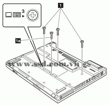 Hướng dẫn tháo lắp LAPTOP IBM™ ThinkPad T IBM11
