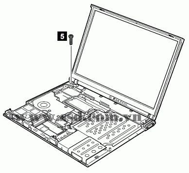 Hướng dẫn tháo lắp LAPTOP IBM™ ThinkPad T IBM4_10.png