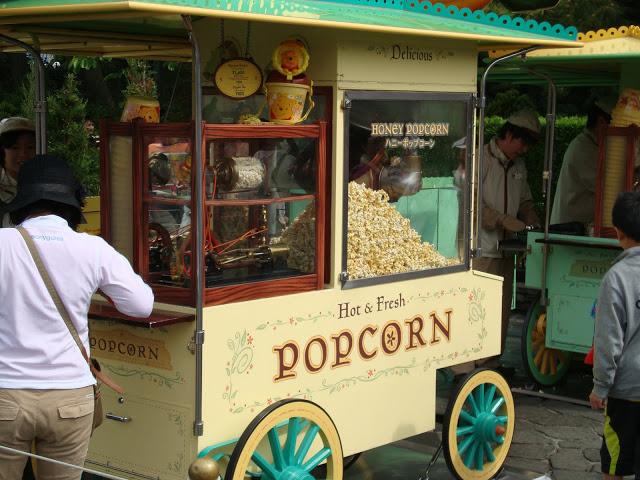 Pop Corn aromatisés en vente dans le Disneyland Park ! DSC04655
