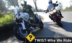 The TWISTIES (Ride planning, annoucement, etc...)