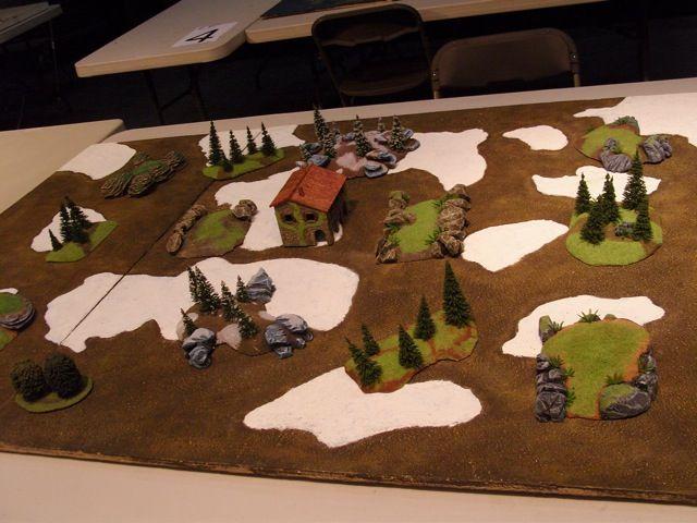 """DEBRIEFING du tournoi """"Flames of War"""" de Cergy les 23/24 Octobre 2010 SNB12444"""