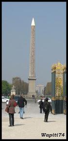 Une semaine printannière à Paris 5.Concorde