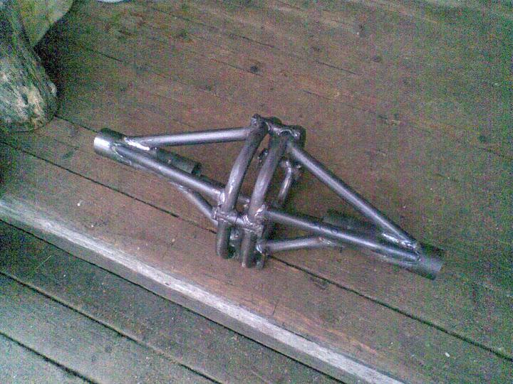 Bolt-On trike Pilt090