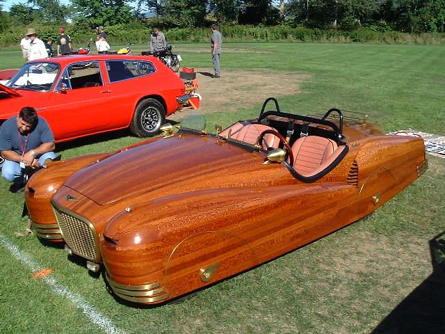 coches curiosos... - Página 2 Wooden-car