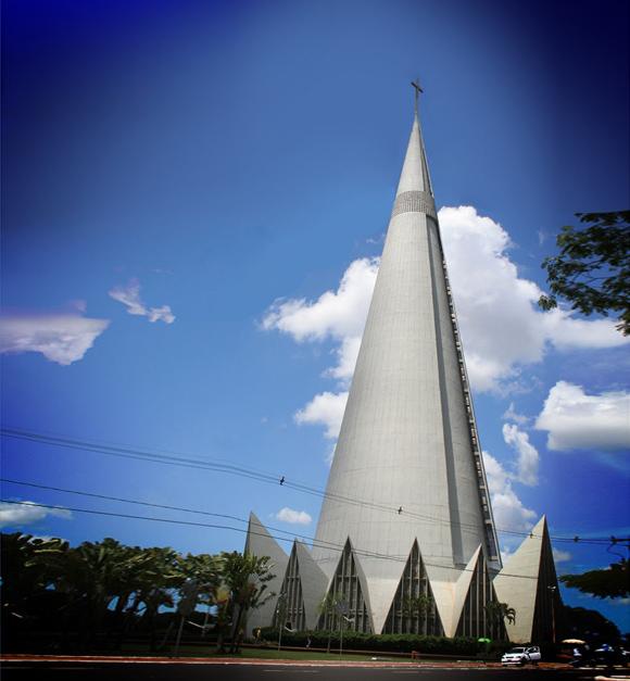 Najlepše crkve i katedrale  20-Unusual-Churches-PII-cathedral-of-maringa1
