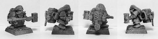 Dwarf Treasure Hunters 20