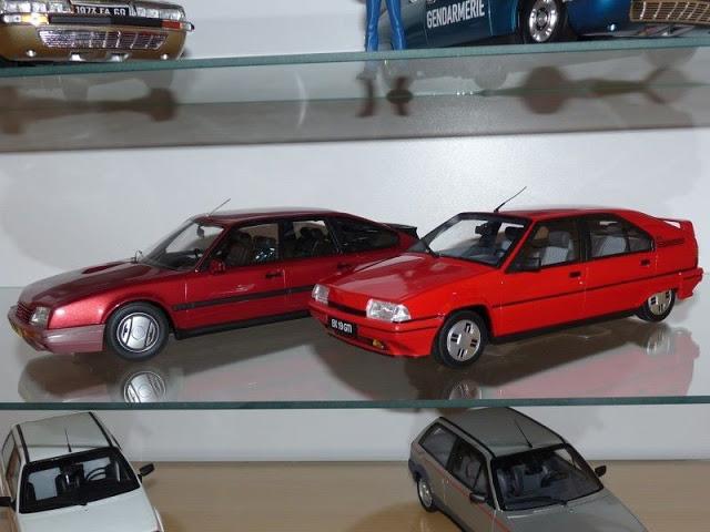 My collection Citroën BX%20CX%201