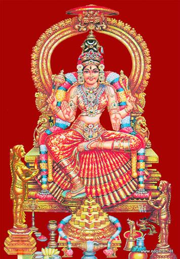 வித விதமாய் கடவுள்கள் Puvaneswari