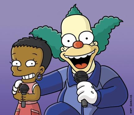 Feliz cumpleaños embajador Krusty Krusty