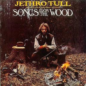 Mejores discos de Jethro Tull (y no vale Aqualung) SongsFromTheWoodCapa2