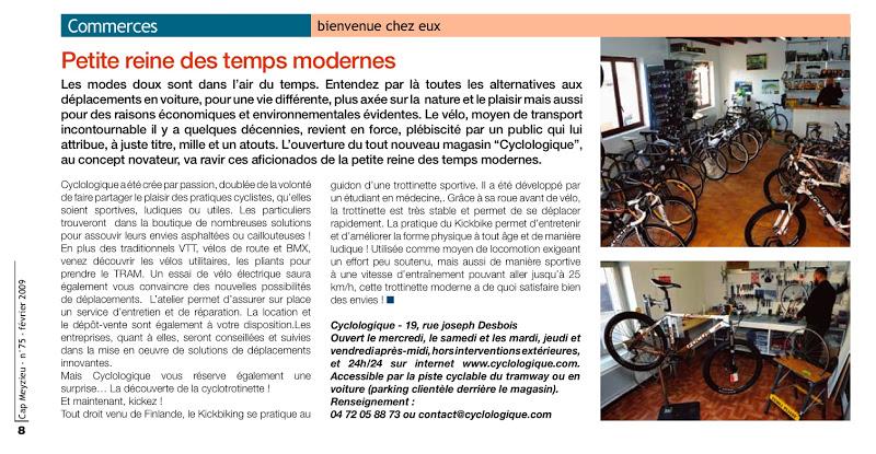 Médiatisation de la trot' Article_cyclologique_cap