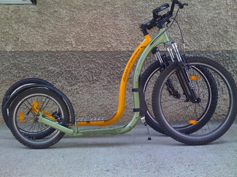 XH, Footbike et Kickbike chez cyclologique IMG_0259