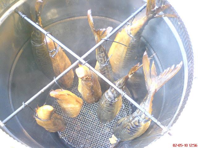 Пушене на риба в домашни условия.. DSC01669