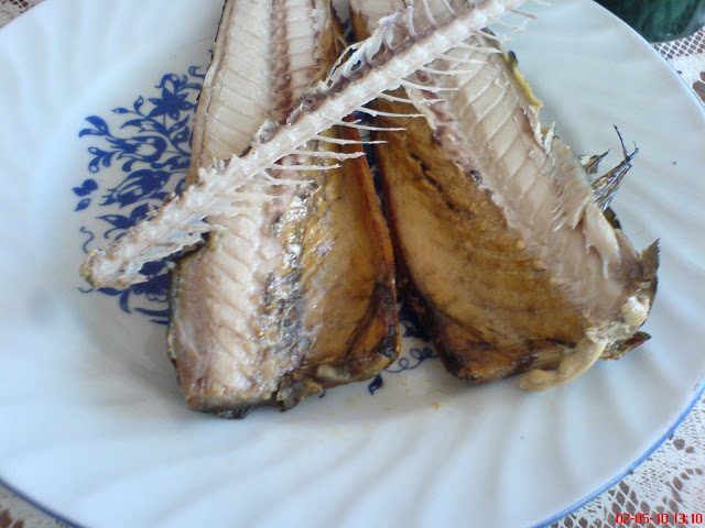 Пушене на риба в домашни условия.. DSC01677