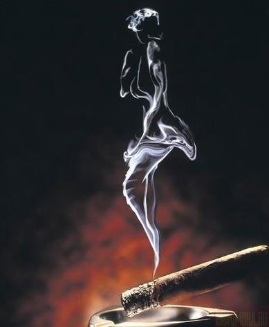 الرسم بالدخان........... 45yhtdfgefg