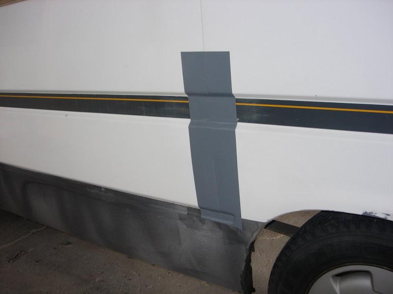 [Mk3]Résto Ford transit nugget WESTFALIA DSCN6899