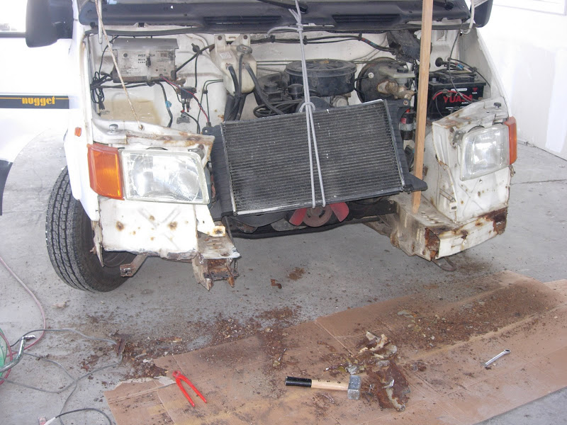 [Mk3]Résto Ford transit nugget WESTFALIA DSCN6920