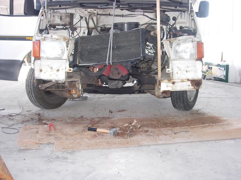 [Mk3]Résto Ford transit nugget WESTFALIA DSCN6921