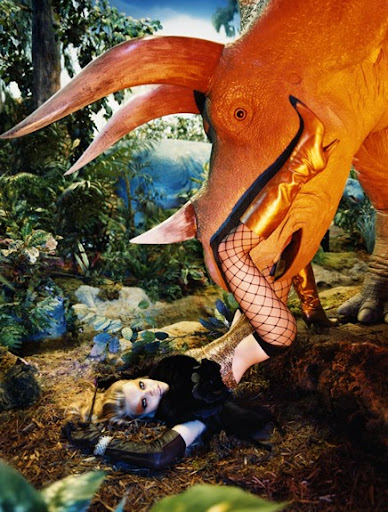 David LaChapelle ....... eccentrico ..... geniale David_lachapelle_38