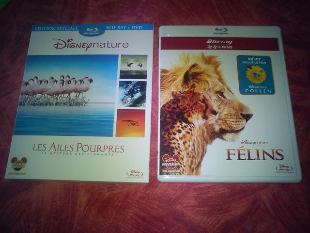[BD + DVD] Félins (5 juin 2012) DSC00612