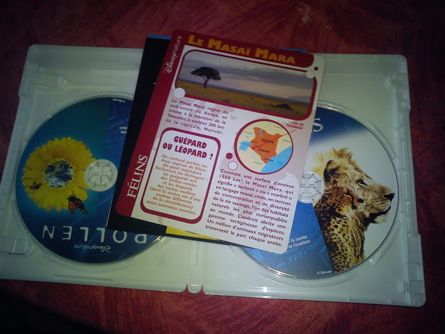 [BD + DVD] Félins (5 juin 2012) DSC00619