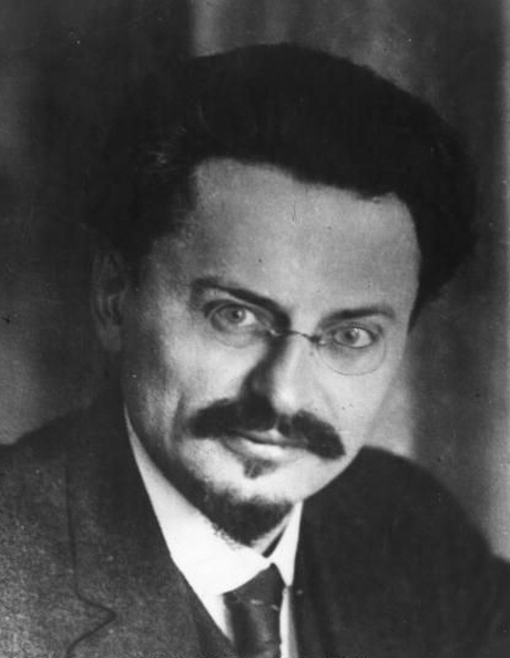 Falsificación del Testamento de Lenin Russian_civil_war_1918-1920_leon_trotsky