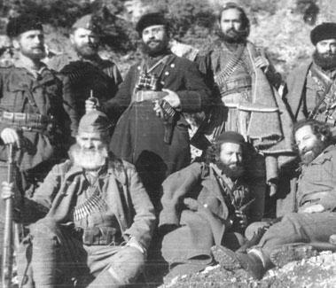 La Resistance en grèce  Greece-resistance-fighters-1