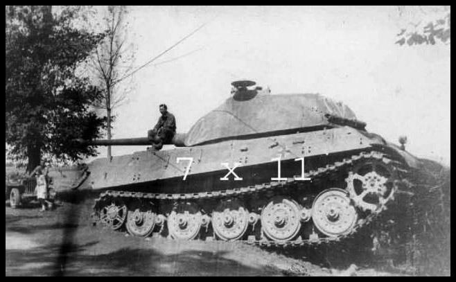 1- La Panzer Kompanie 316 (1/Panzer Abteilung 302)- France 1944 02