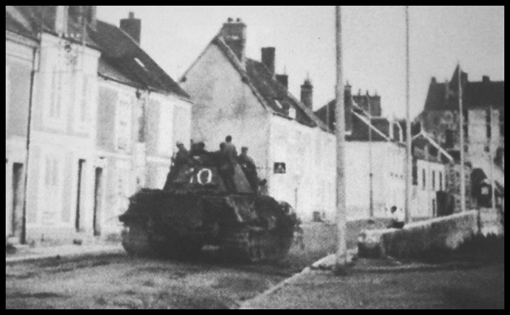 1- La Panzer Kompanie 316 (1/Panzer Abteilung 302)- France 1944 10